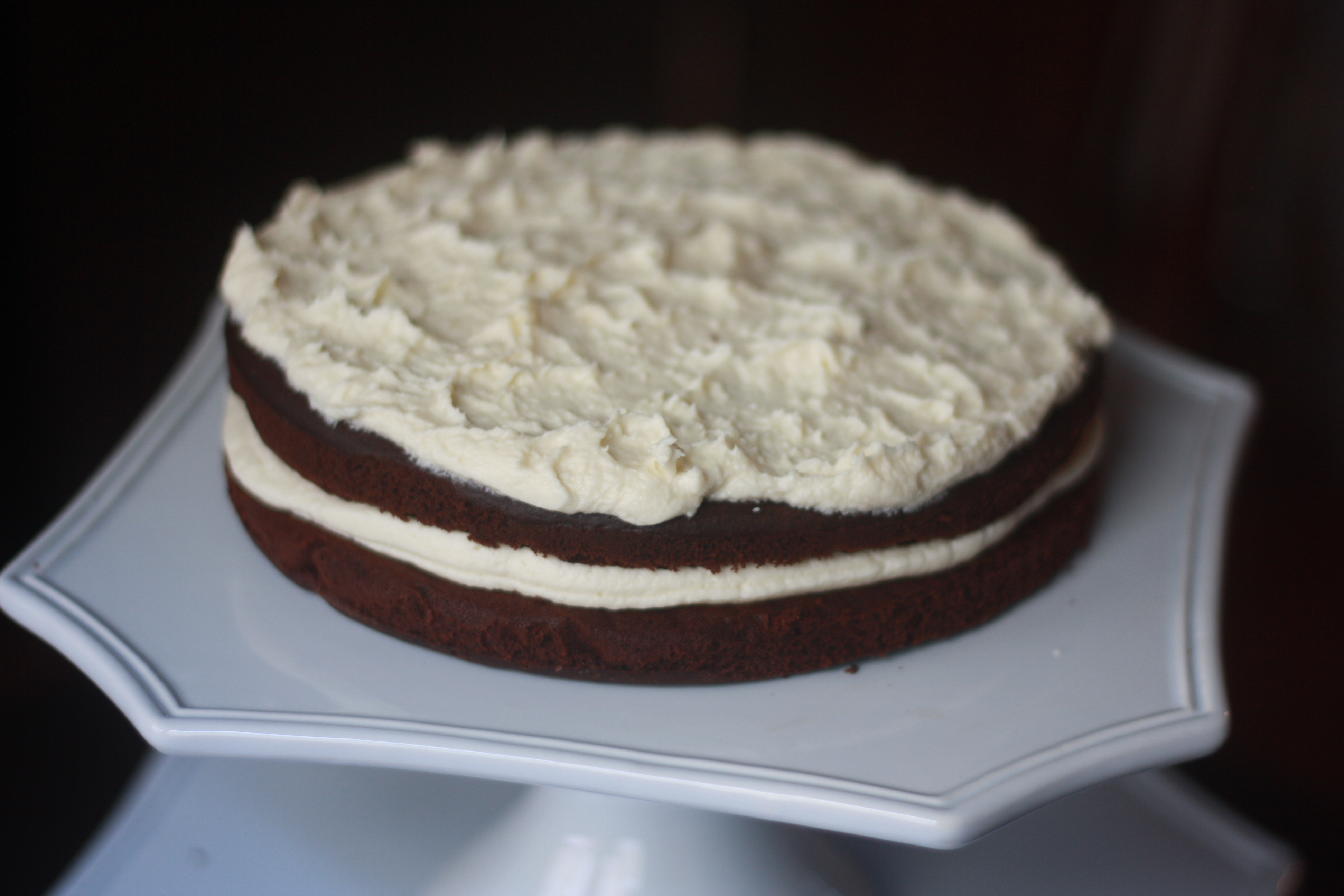 P3 Tara's Favorite Chocolate Cake (Low Carb, Sugar Free, Gluten Free)