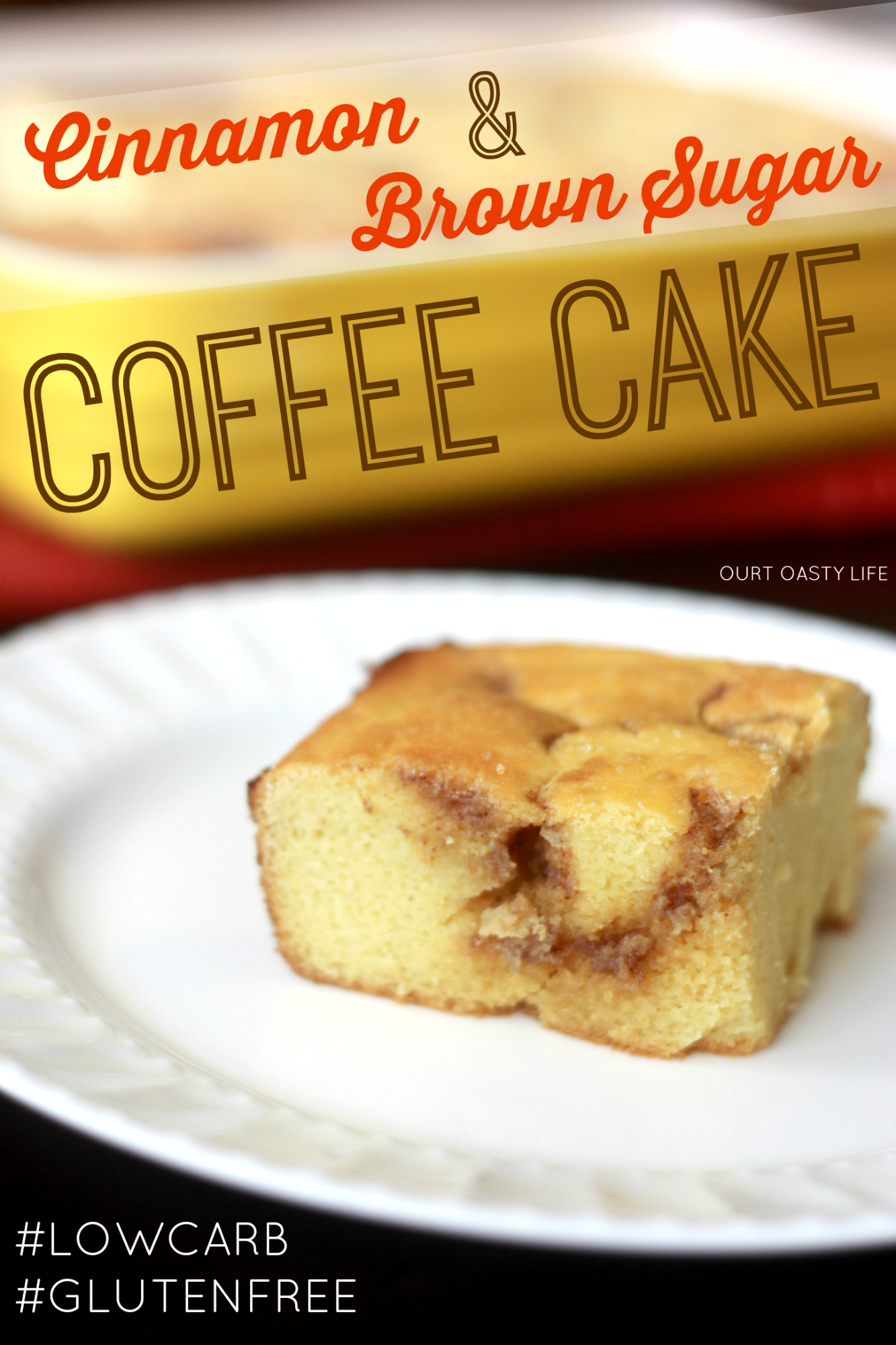 Cinnamon-Sugar Coffee Cake Recipe — Dishmaps